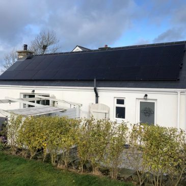 4.3Kw system Co. Meath