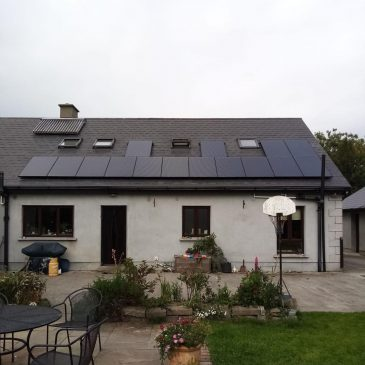 4.6Kw system in Co.Meath