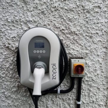 7Kw Zappi EV Charger Co.Dublin