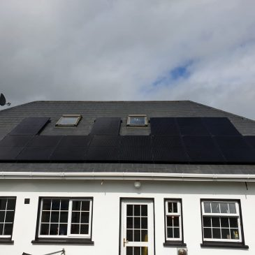4.3Kw system in Co.Meath