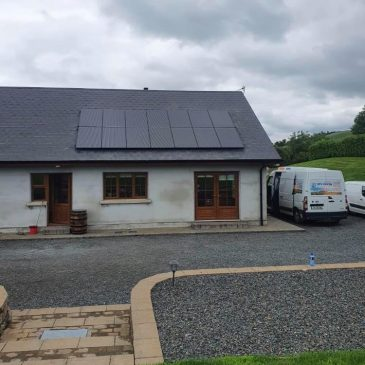 4.3Kw System Co. Monaghan