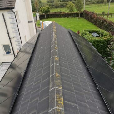 6.3Kw system Co.Louth