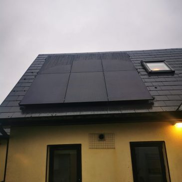 2.1Kw system Co.Galway